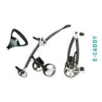 Topsun 106E Carbon Golf Trolley (106E Carbon Frame)
