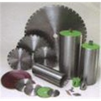 diamond tools/cutting tools: diamond blades