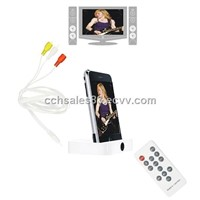 iPhone 3G Dock,iPod Remote,iPhone AV Cable