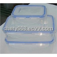 plastic food container