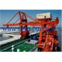 rail-mounted gantry cranes(RMG)