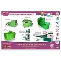 Toilet Soap making plant (Economical)