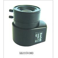 3.5-8mm DC Auto-iris Vari-focal Lens