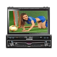 7inch fully car 1-Din DVD player
