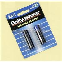 AA-size Alkaline Batteries
