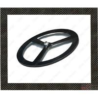 Bicycle Carbon Tri Spoke Wheel / Rim
