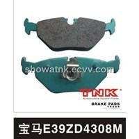 Brake pads-BMW