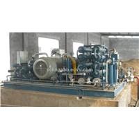 CNG compressor conversion