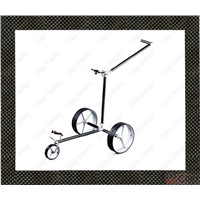 Carbon Golf Trolley