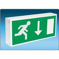 Exit light