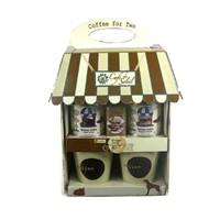 French Cafe Coffee Box Set