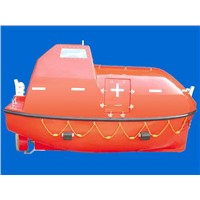 G.R.P TOTALLY ENCLOSED LIFEBOAT/ RESCUE BOAT