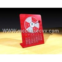 Magnetic Mirror Message Board