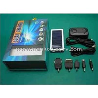 Solar Battery Emergency Charger for Mobile Phones