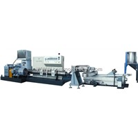PE Film Recycling And Granule-Making Line