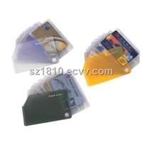 PP name card holder