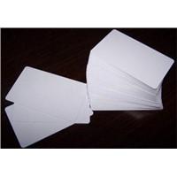 PVC Card (Blank White PVC Card )