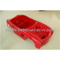 Plastic car mould