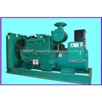 Powertec Diesel Generating Set - 50Hz C Series