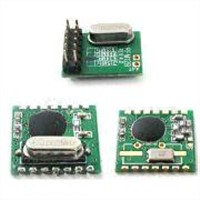 RF module wireless module receiver transmitter transceiver(RFM12)