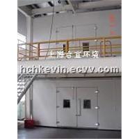 Roof top air conditioner calorimeter
