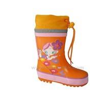 Children's Rubber boots/Rain boots (BT-13)