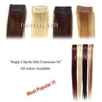 Single Clip Hair Extension