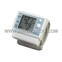 Wrist digital blood pessure meter