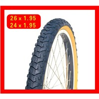 all kind of sizes of bicycle tyres