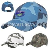 Camouflage Cap - Cotton