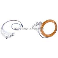 fanouts type optical fiber connector