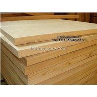 finger joint pine panel