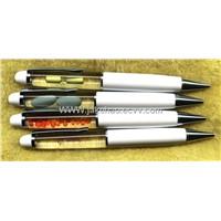 floating oil pen