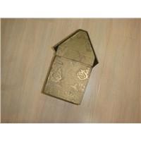 house shape box