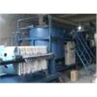 motor engine oil purifier oil recycling oil regeneration