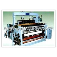 non shuttle weaving machine