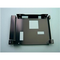 sheet metal parts by CNC punching