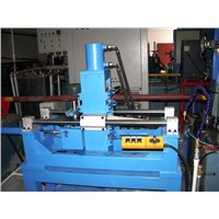 staitless steel tube online treament machine