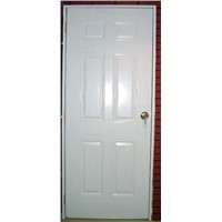 steel hollow door