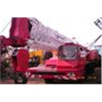 truck crane (tadano 50 ton)