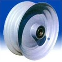 wheel rim and wheel hub