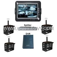 wireless DVR Reversing System