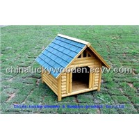 wooden pet house dog house