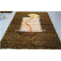 Polyester Shaggy Carpets & Rugs , Hand-Knotted Carpets , Tibetan Rugs , Custom Designs Rugs , Hand-T