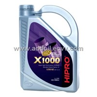 HIPRO X1000 API CI-4 Synthetic Blended Diesel Engine Oil