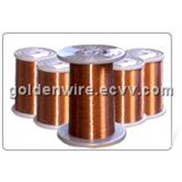 200/220 class Polyesterimide Overcoated with Polyamideimide Enameled Round (CCA/A/C) Wire