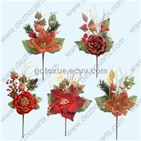 Artificial Flower - Christmas decoration