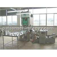 Auto Aluminium Foil Food Container Production Machine