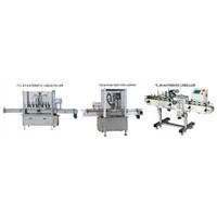 Automatic Liquid Fill/Capper/Labeller
