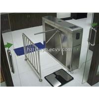 ESD door locking system